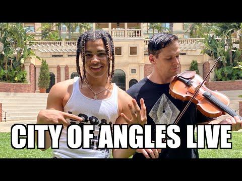 24kgoldn x Thmpsn - City of Angels Live