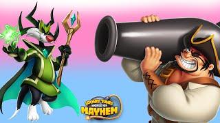 Такого я не ожидал куча новых персонажей и сложности в игре looney tunes world of mayhem
