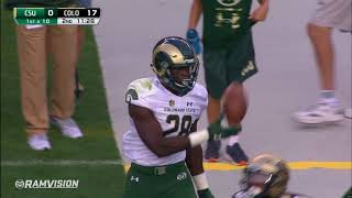 Colorado State vs. Colorado | Highlights