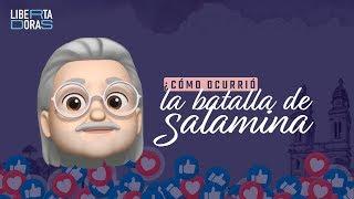 La gran batalla de Salamina | Historia en emojis | El Espectador