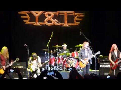Y&T 25 Hours A Day w/Joey Alves n Leonard Haze(partial)