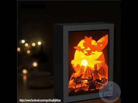 Papercut Lightbox NNT: Hướng dẫn làm Lightbox