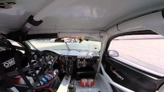Michael Lewis Onboard Porsche 911 GT3 R - Full Race Laguna Seca 2015