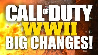 MAJOR CHANGES COMING TO COD WWII! Sledgehammer Games is listening...