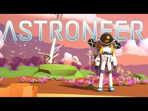 Get Astroneer - Part 1 - Yes Man's Sky - Space Exploration! - Let's Play Astroneer Gameplay - Pre-Alpha Pictures