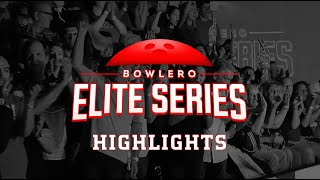 Highlights from the Second Bowlero Elite Series