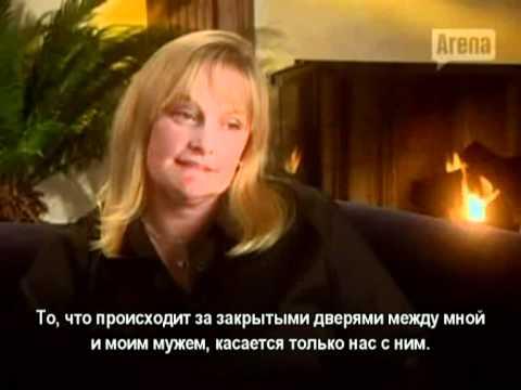 Interview Debbie Rowe. Русские субтитры.