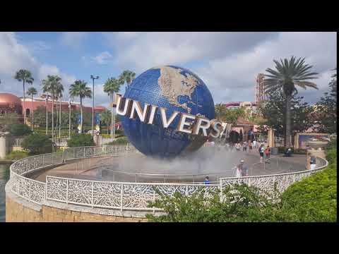 Universal Globe @ Universal Studios, Florida