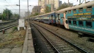 BRC WAP-5# 30051 WITH AMUL AD - FIRST TIME ENGINE IS WITH ADVERTISEMENT