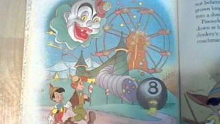 Pinocchio, A Little Golden Book