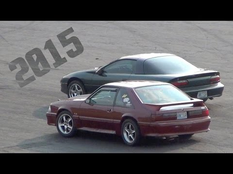 Spectator Drags 2015 Highlights - Carbon Video