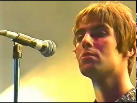 Oasis :: Earl's Court London 1° Night :: 04-11-1995