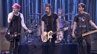 5SOS Performs 'Good Girl' + Funny Skit On Jimmy Fallon! (The Tonight Show)