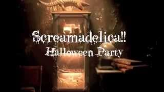 Screamadelica Halloween