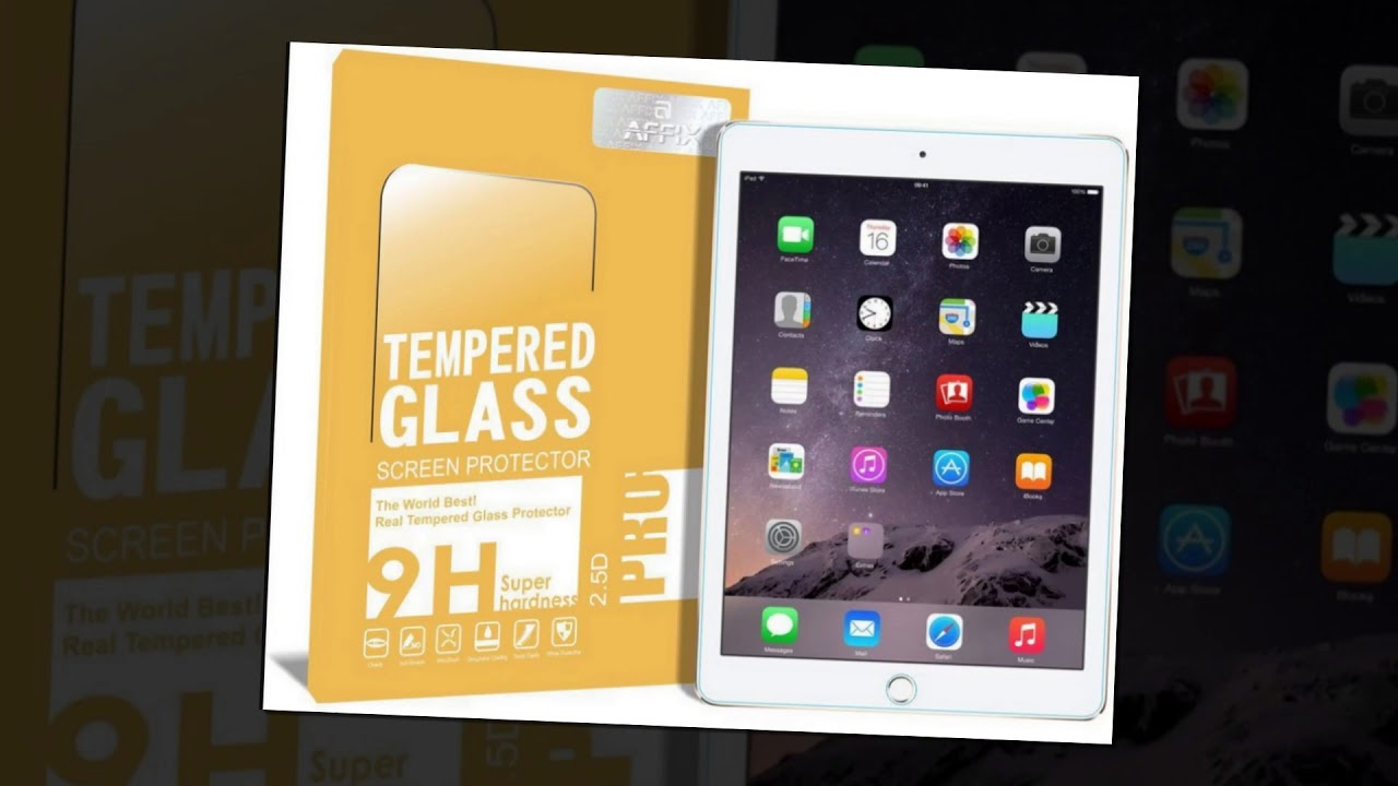 Apple iPad Pro 10.5 Ultra Tempered Glass Screen Protector Scratch Resistant