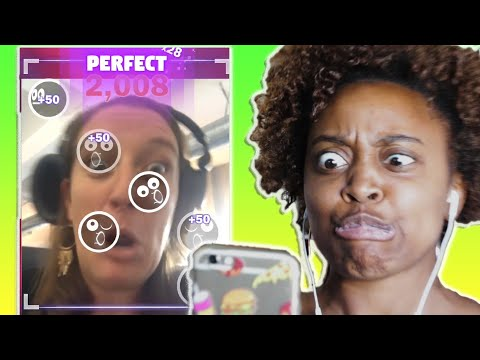 People Try The FaceDance Challenge