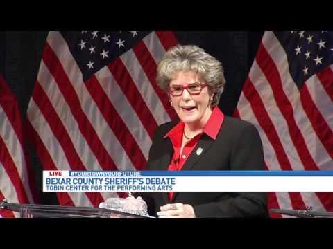 Bexar County Sheriff Debate 09/12/16