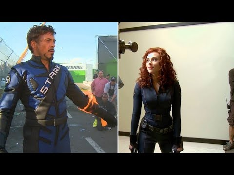 Iron Man 2 | Behind the scenes