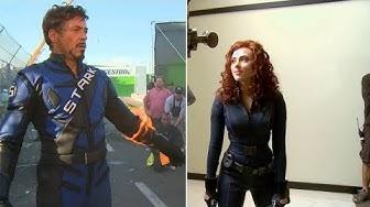 Iron Man 2 | Behind the scenes