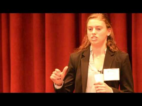2017 NJ High School Business Concept Competition - Kelly Johnson