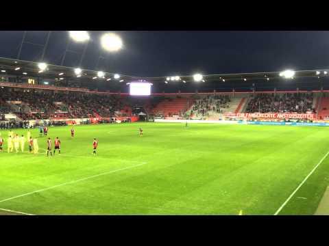 FC Ingolstadt 04 vs Fortuna Düsseldorf (Sieg in letzter Minute)