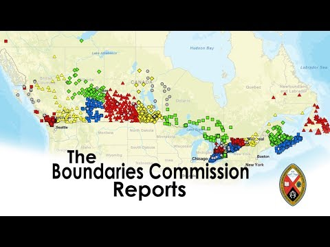 The Boundaries Commission Reports