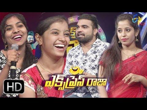 Express Raja | 16th April 2018 | Full Episode 411| ETV Plus