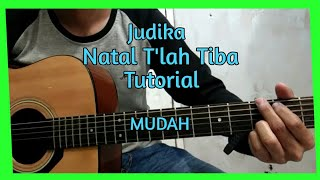 Tutorial Natal T'lah Tiba - Judika (Lagu Natal)