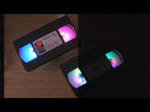 How To Make A VHS Light