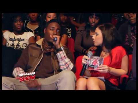 "JESSY MATADOR VIP  ""on va faire le show"" émission Tv n°1 culture Afro urbaine"