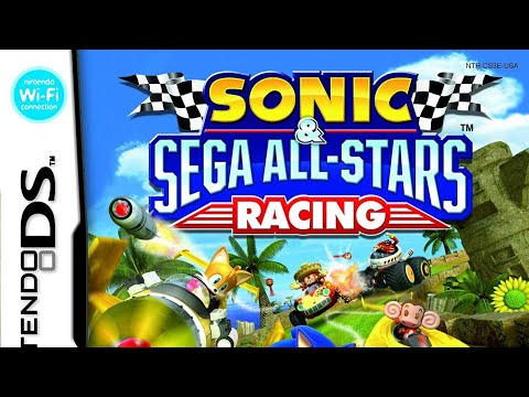 How To Get Sonic Sega All Stars Racing On Android Drastic Ds Emulator