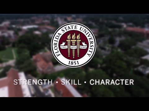 Florida State University Institutional Message for TV 2016-2017