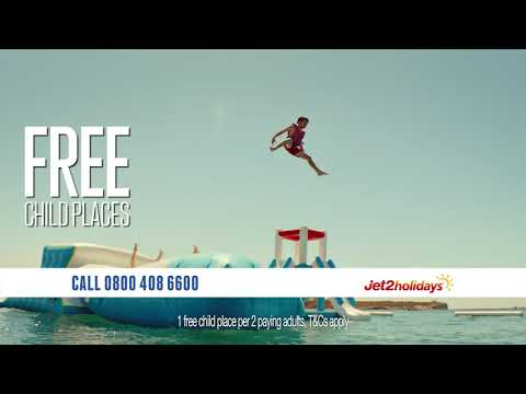 Summers Saved with Jet2holidays  Family
