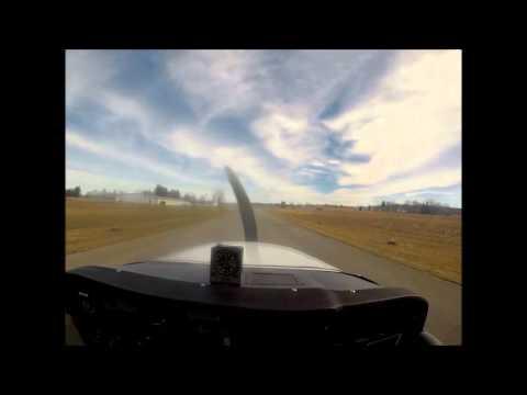 Cessna 172 GoPro