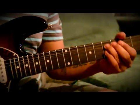 Slow Blues Jam - Ernie Ball Music Man Cutlass