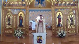 St. Nicholas Church Ukrainian Catholic Live Stream
