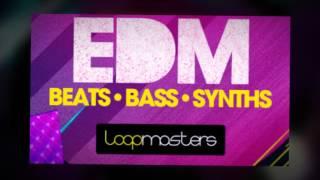 Nais Presents Hard EDM - Loopmasters EDM Samples Loops