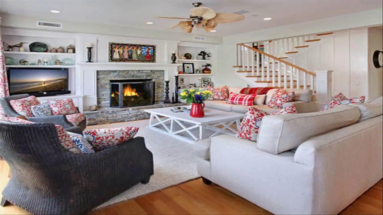 Cape Cod Living Room.Cape Cod Living Room Design