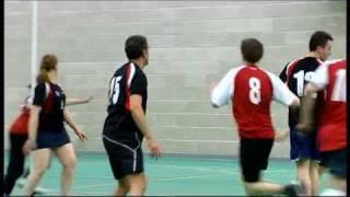 Edinburgh City Korfball Club on STV