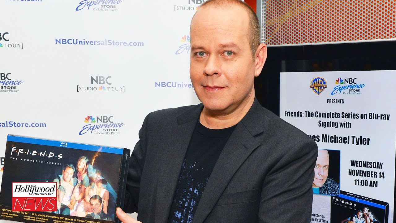 'Friends' Actor James Michael Tyler Reveals Stage 4 Prostate Cancer Diagnosis I THR News