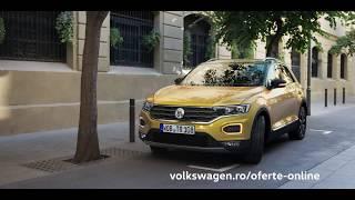 Volkswagen T-Roc - oferta prin programul Rabla 2020.