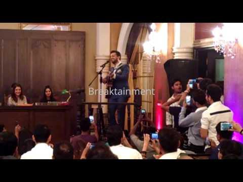Actor in Law   Music Release   Atif Aslam Dil Ye Dancer Hogaya   2016