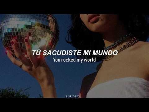 Michael Jackson – You Rock My World  [Lyrics/Sub Español]