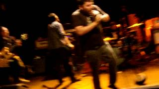 Iron Chic - Time Keeps On Slipping Into The (Cosmic) Future (live 2012-05-20 @ Gramercy Theater)