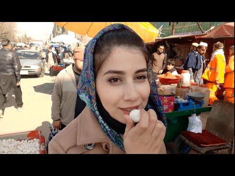 سوغاتی خریدن شکیبا از بازار کابل / Shekiba's Vlog - Buying Souvenir in Kabul City