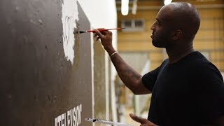 "Virgil Abloh ""PAY PER VIEW"" Behind the Scenes Documentary"