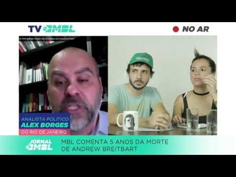 Jornal MBL - Ao vivo com Alexandre Borges