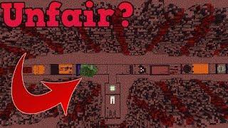 IK STOL PÅ NOGET!? (Unfair Minecraft)