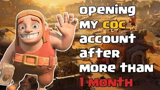 I AM BACK WITH THIS OLD CANCER CLASH OF CLANS !!