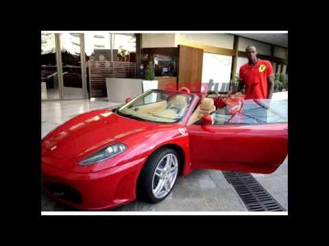 Usain Bolt Brand New Range Rover 2017 To His Car Collection Ferrari, Skyline, BMW...